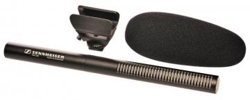 Sennheiser MKE 600 best shotgun microphone