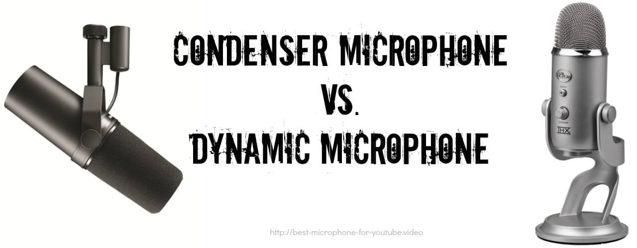 condenser microphone vs dynamic microphone best microphone. Black Bedroom Furniture Sets. Home Design Ideas